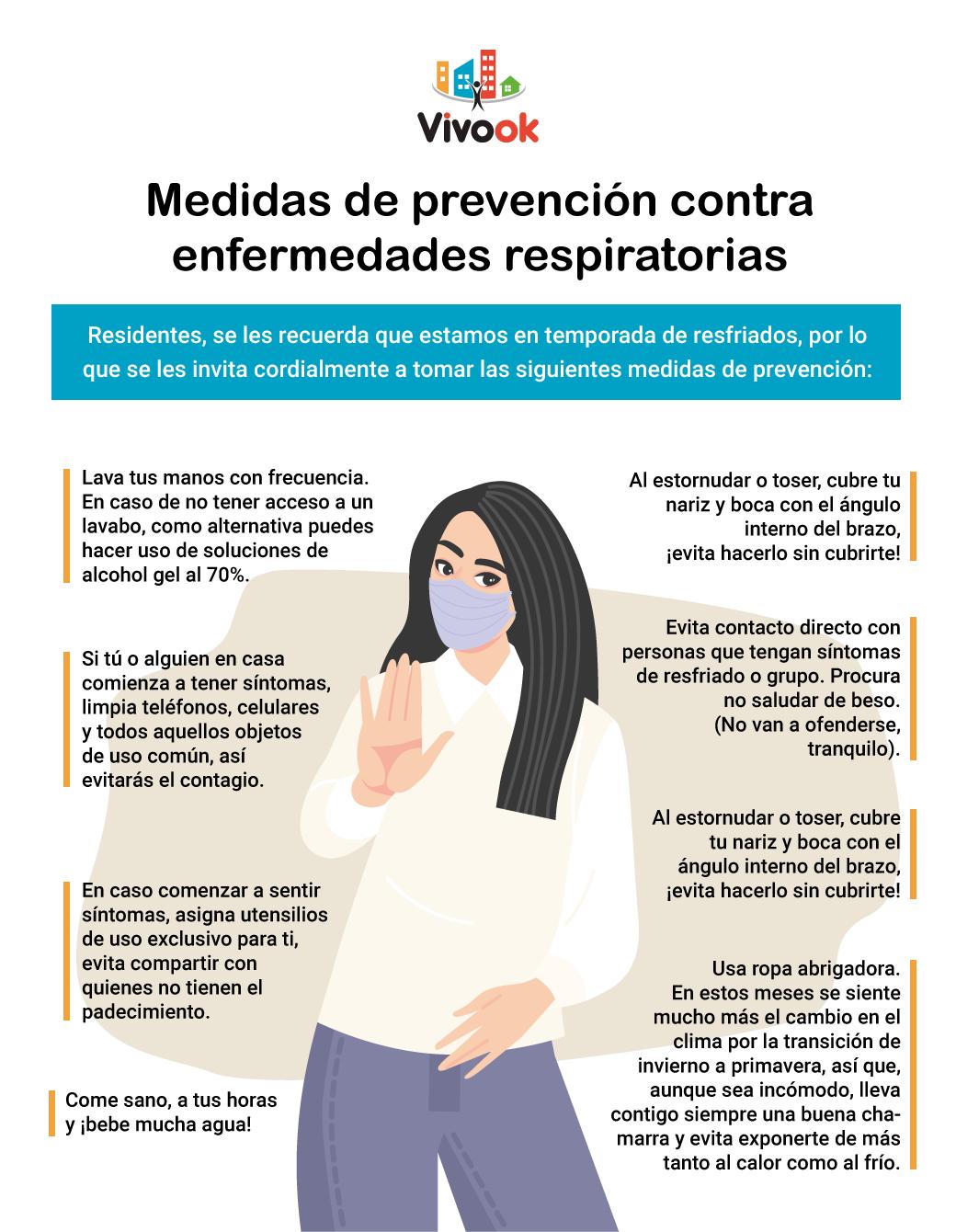 evita enfermedades respiratorias en tu condominio